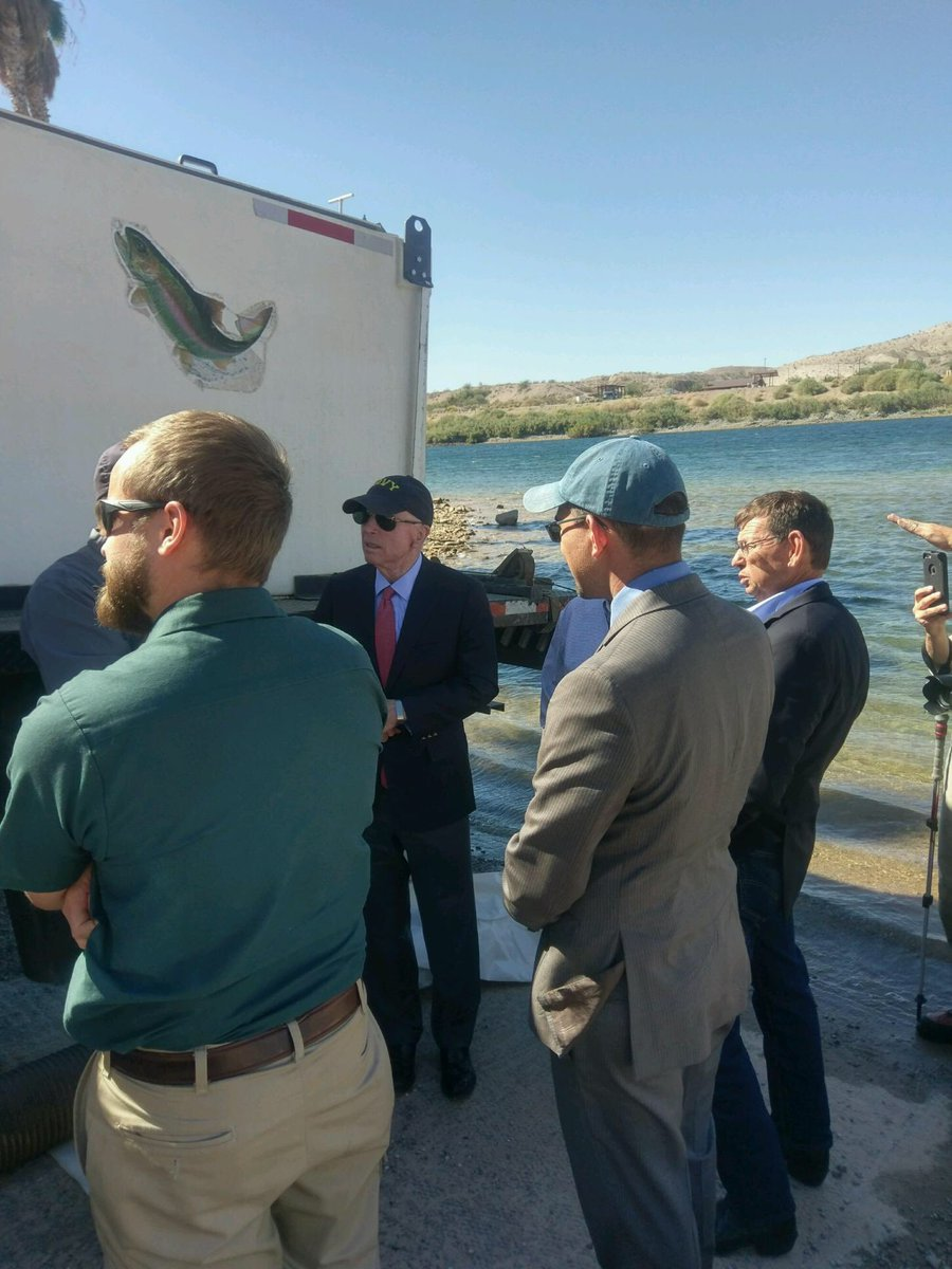 Bullhead city latest news breaking headlines and top for Best fishing time today