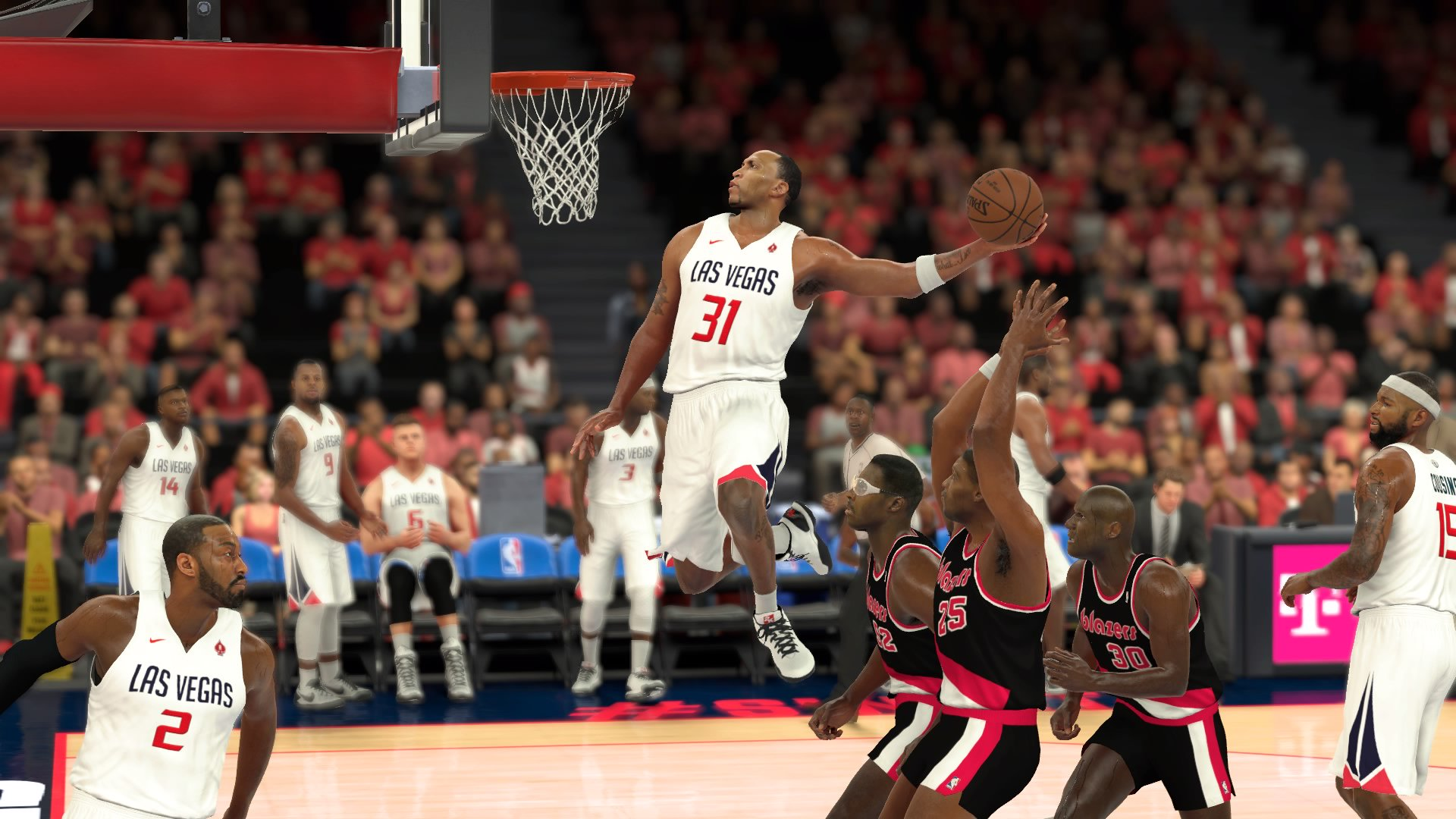 ficial NBA 2K17 Thread Page 28