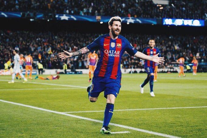 Risultati Champions League di ieri sera con Super Messi (Video). Oggi le partite di Europa League in Diretta TV