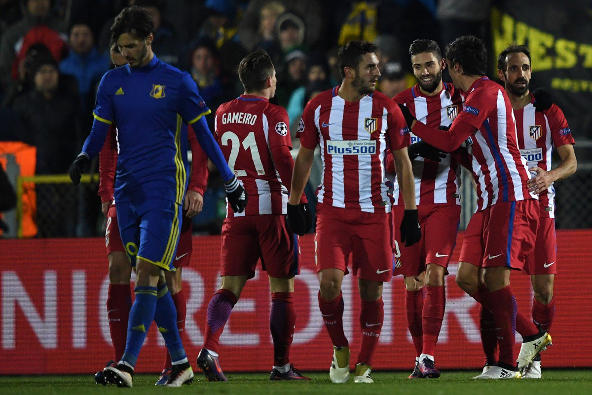 Video: Rostov vs Atletico Madrid