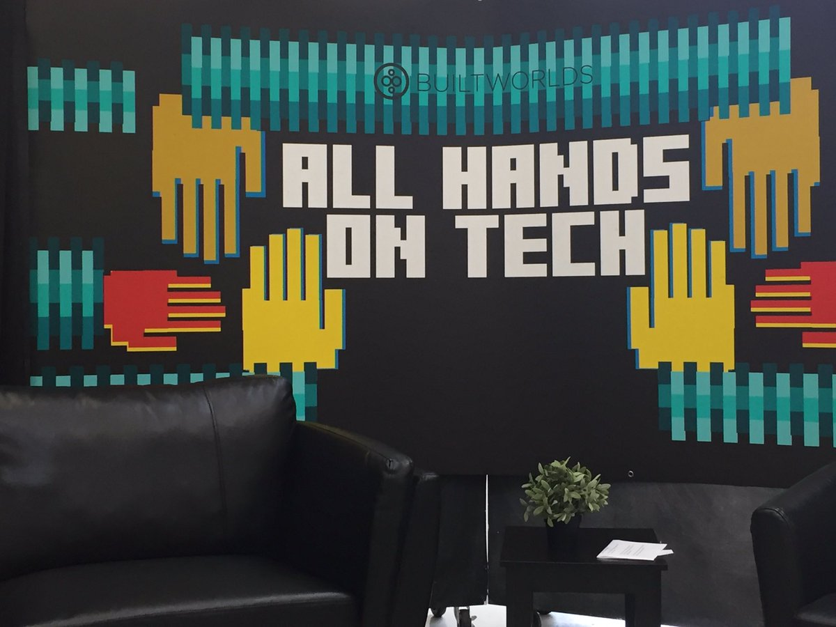All Hands on Tech BuiltWorlds