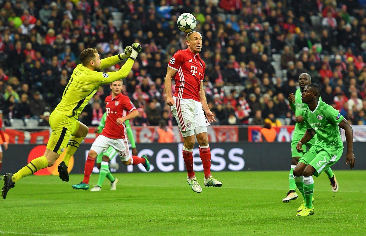 بالفيديو : بايرن ميونخ يعبر ضيفه الهولندي برباعية ضمن دوري أبطال أوروبا