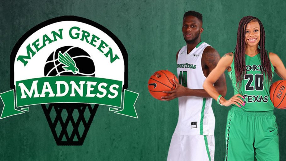mean green madness tomorrow night 7 pm at the coliseum lots of free