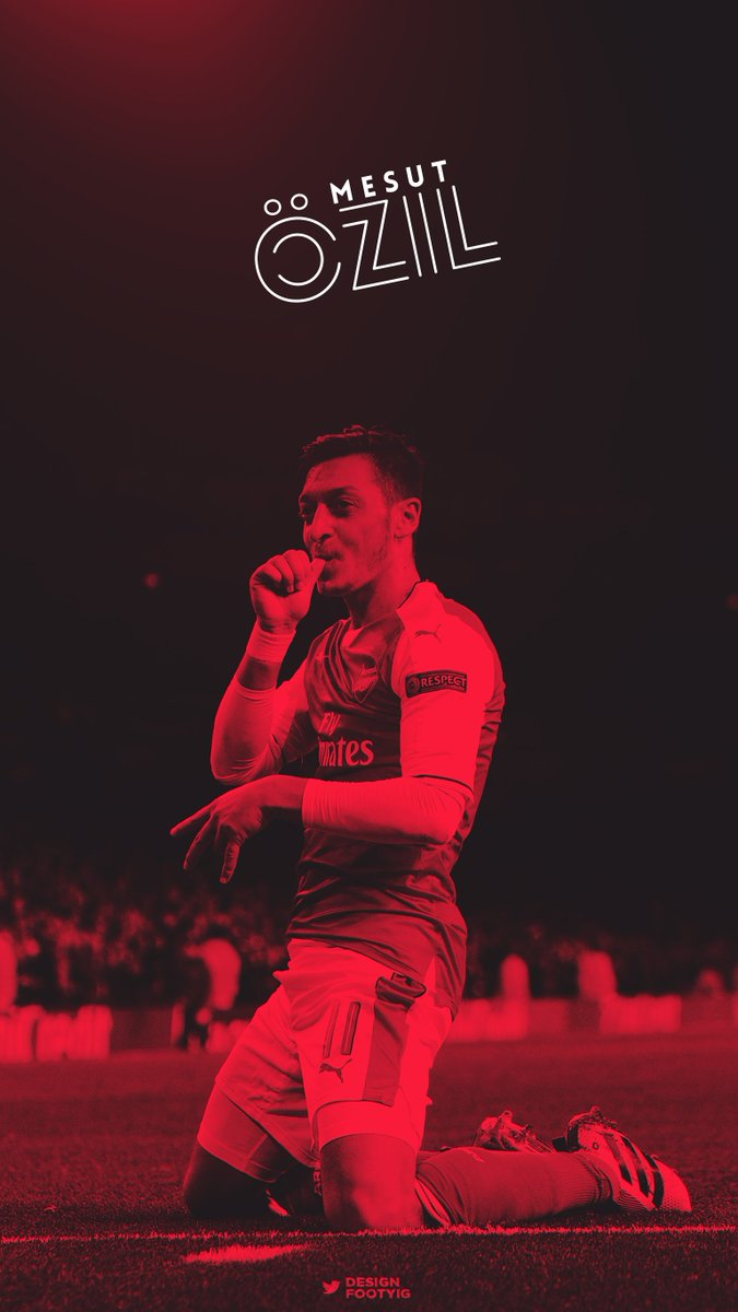 𝔇𝔞𝔫𝔦𝔢𝔩 On Twitter Mesut özil Arsenal Phone Wallpaper