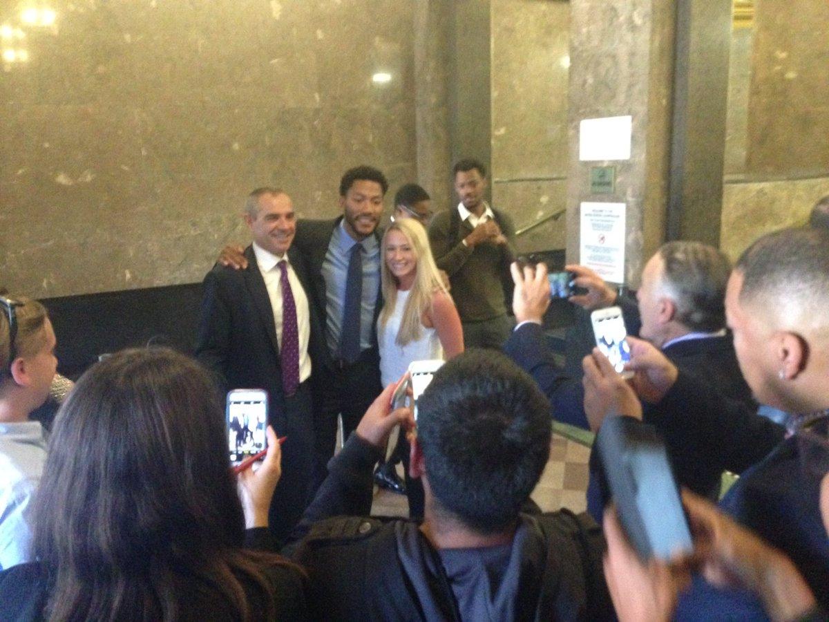 NBA star Derrick Rose and friends cleared in rape case  b6e1dfc785