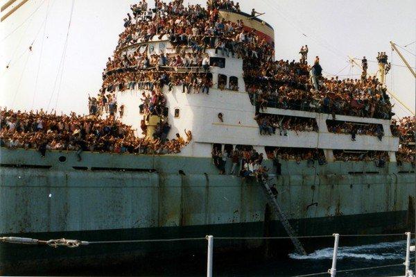 Израиль вышлет из страны 40 тысяч африканских беженцев, - Нетаньяху - Цензор.НЕТ 1299