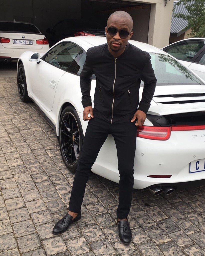 Jabulani Ngcobo aka Cash Flow Ngcobo