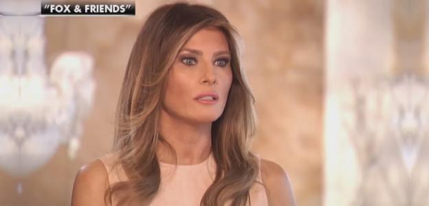 'He Apologized to Me, We Are Moving On': Melania Trump Speaks Out on 'Fox & Friends' Ab... https://t.co/LcDCnn9YnE https://t.co/poEbO3iaxu