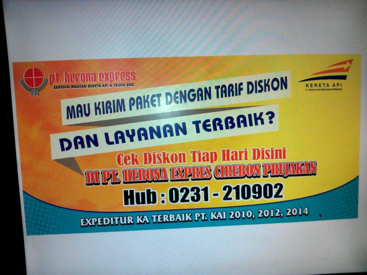 PT HeronaExpress Crb (@PT_HE_Cirebon) | Twitter