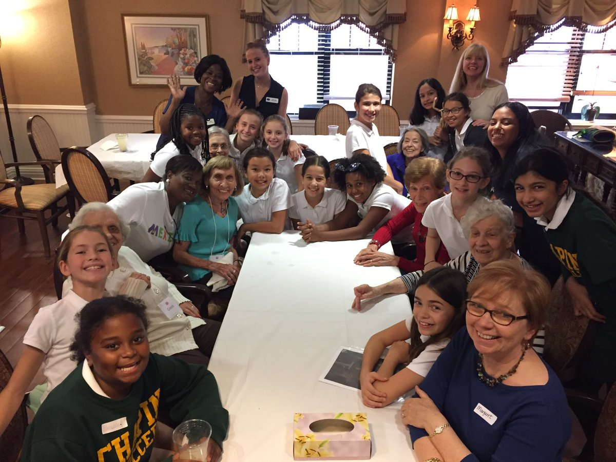 Thank You ChapinSchoolNYC 80th Street Residence Changingthefaceofakzheimers Youthempowermentpictwitter DpAWFTkPNy