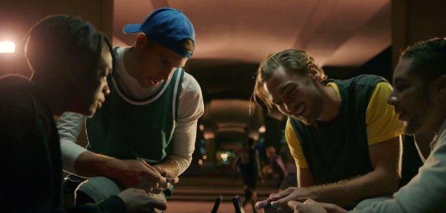 El multijugador de #Nintendo #Switch #NX pinta tan sencillo como llegar, juntar dos consolas y repartir mandos
