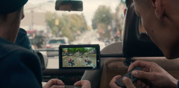 Nintendo Switch promete una movilidad casi total