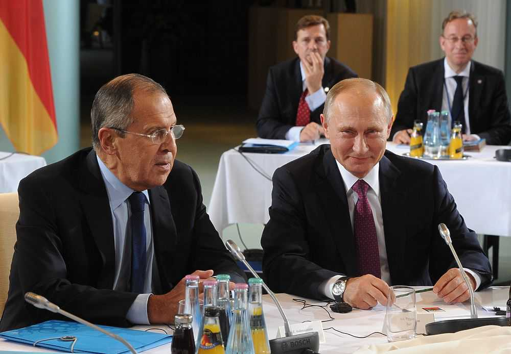 Переговоры в Берлине показали, что дела у России плохи, - Арьев - Цензор.НЕТ 9723