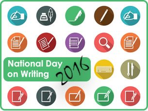 It's the National Day on Writing! Celebrate with these activities and resources: https://t.co/qIKAdZyZXV https://t.co/vWGFqVizIx