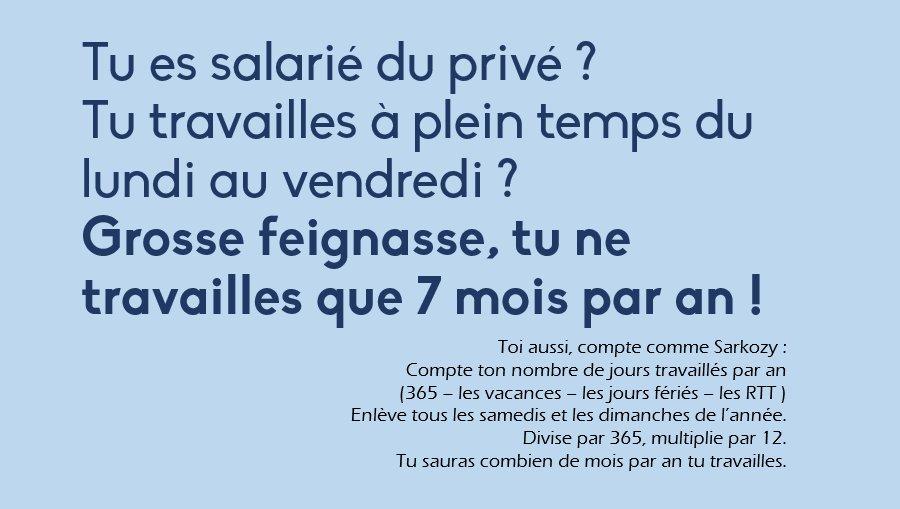 Toi aussi, compte comme Sarkozy ... https://t.co/CWP47Yc4Ej