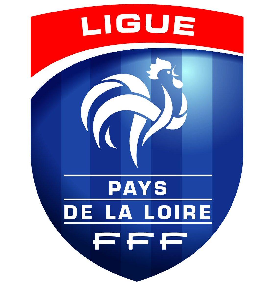 """Ligue de F tball des Pays de la Loire on Twitter: """"Nous sommes heureux de  vous dévoiler officiellement le #logo de la Ligue de Football des Pays de  la Loire #LFPL @LigueFootLFPL…"""