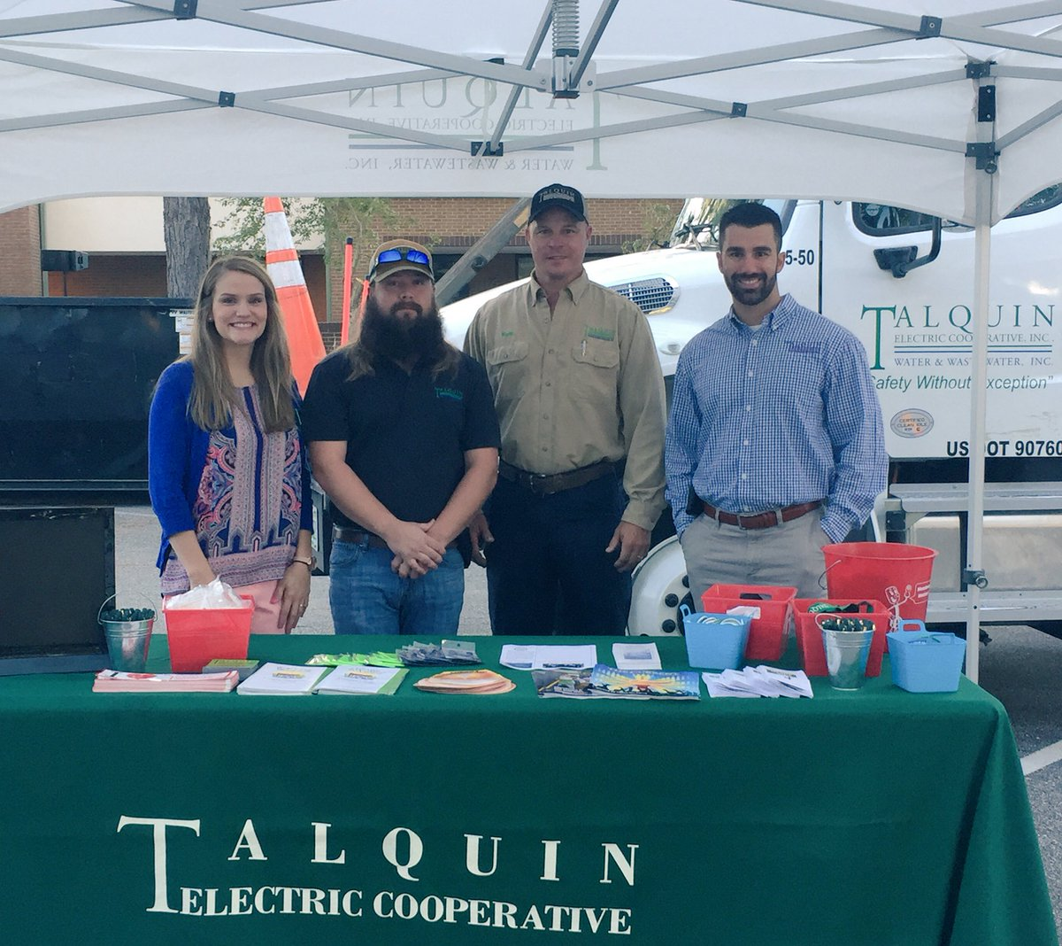 Talquin Electric Cooperative On Twitter Come See Us At Leon Works Expo To Learn About Different Career Opportunities In The Big Bend Area Leonworks 19 better manage your talquin utilities with the talquin app! twitter