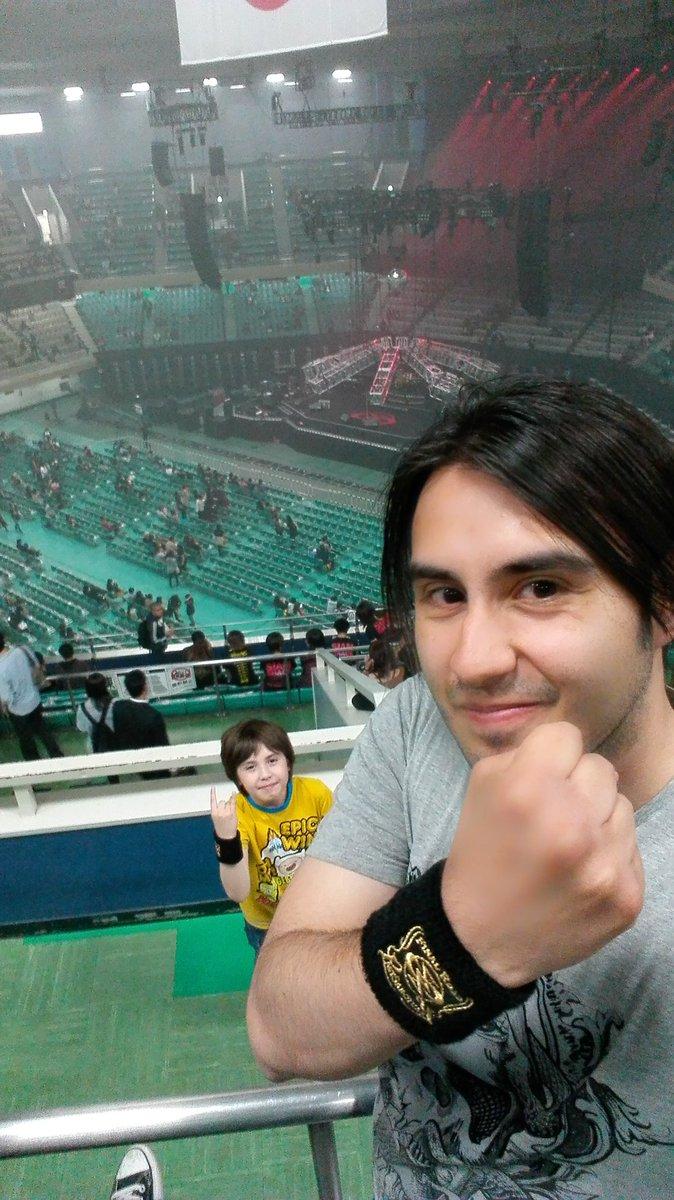 #SiamShade ライブはとても楽しかった。チリから子どもと来ました。 https://t.co/68oORzv5GX