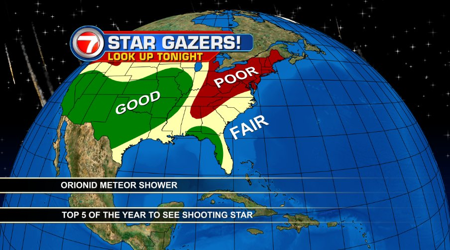Look up tonight! You might just be able to make a wish upon a shooting star. @wsvn https://t.co/PYUDAd9oVL