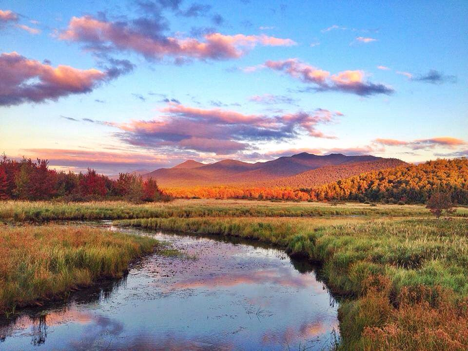 IG's userwiththatnamealreadyexists,  says this ADK sunset was one of the best he's ever seen. #goEast https://t.co/L1VKRCldze