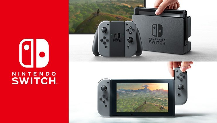 Nintendo reveals portable Switch gaming console -