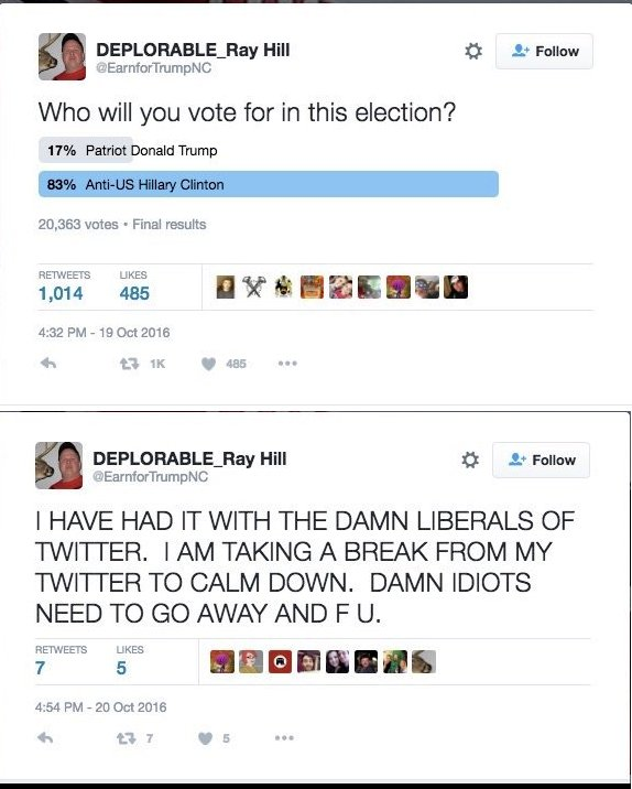 how to create a poll on twitter