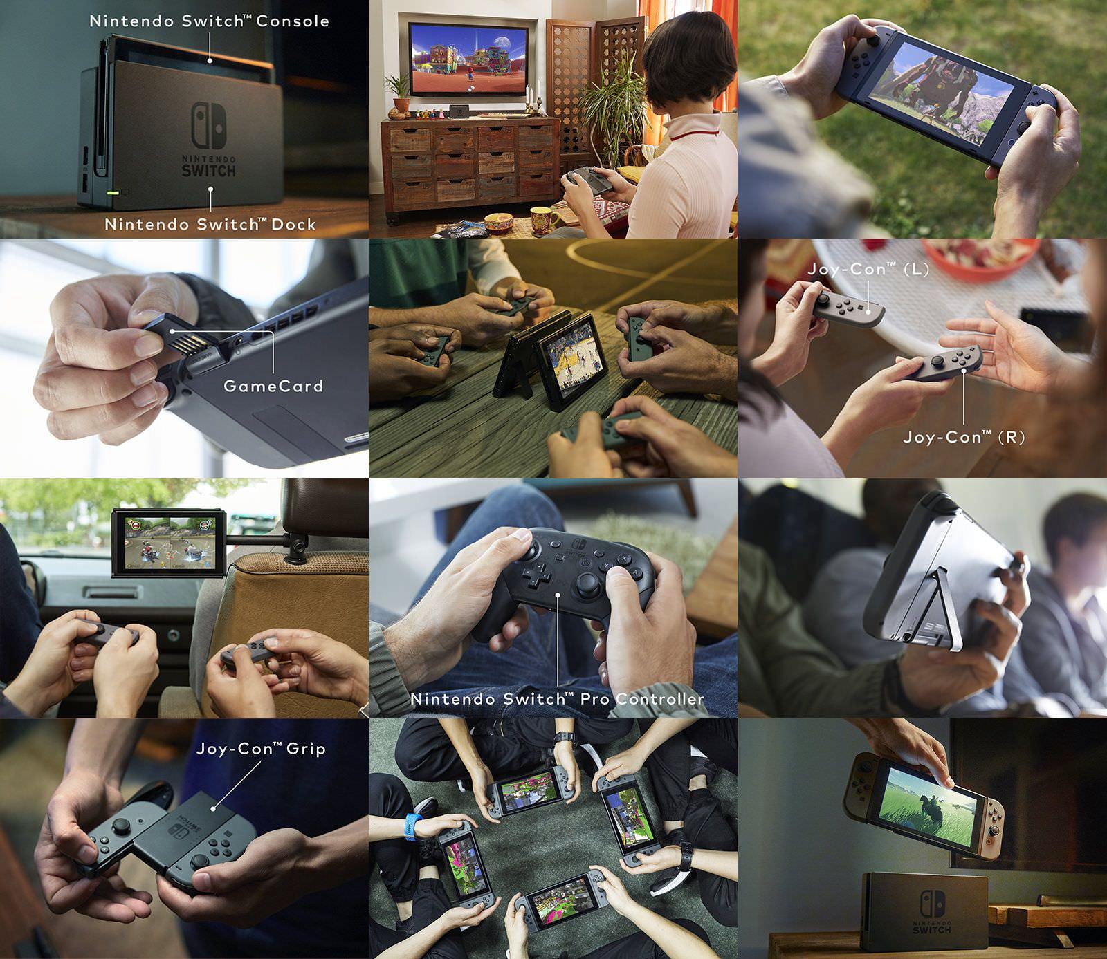 Nintendo Switch Unveiled 2