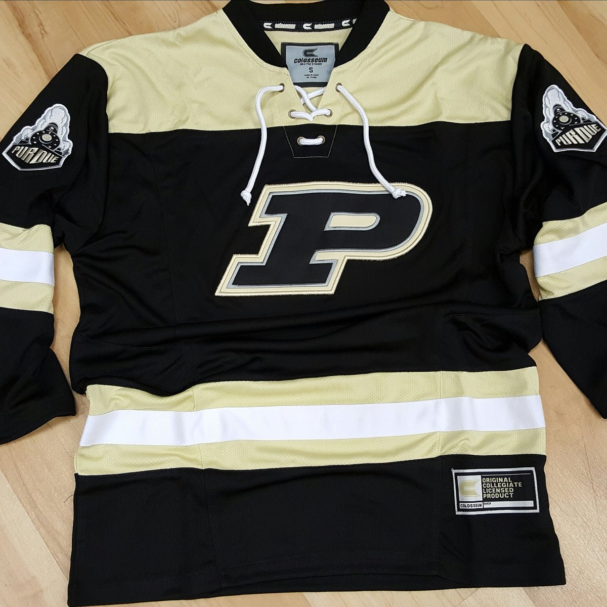 university bookstore on twitter this new purdue hockey jersey is lit get yours at our main store location across from the union