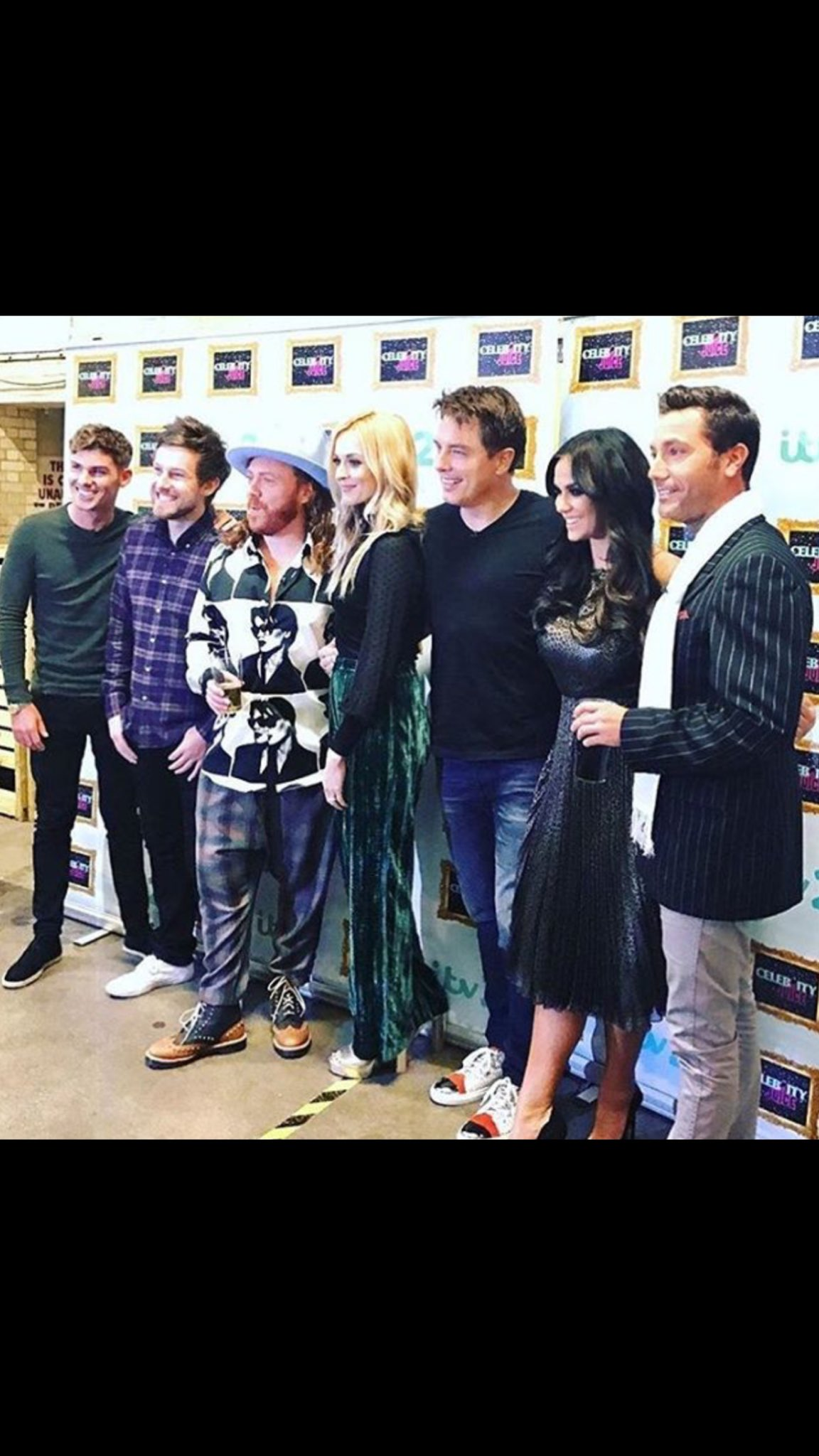 Tonight's line up on @CelebJuice 10pm @itv2 https://t.co/vthSMpanms