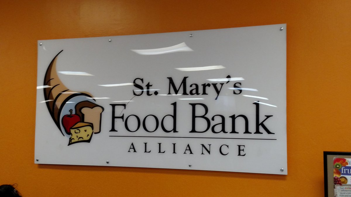 St Mary S Food Bank Alliance