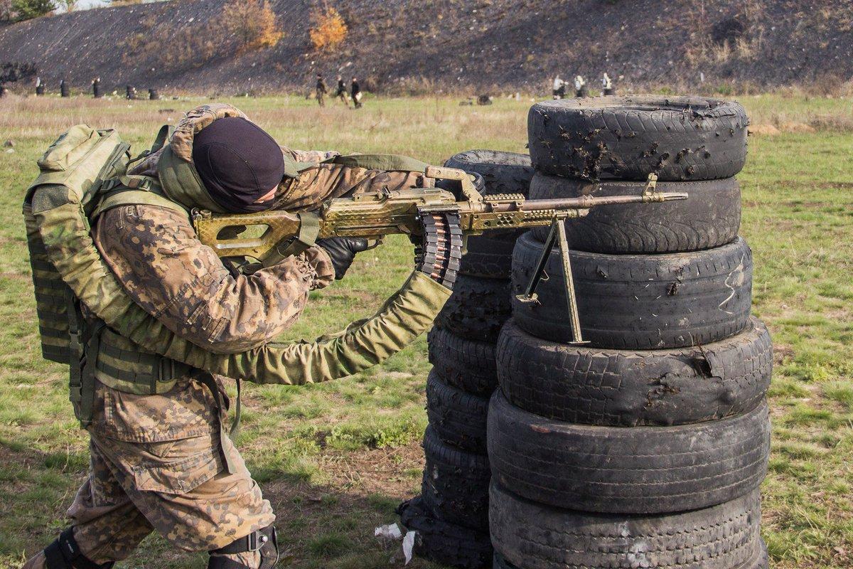 ГБР ДНР и захоронение в Лутугино