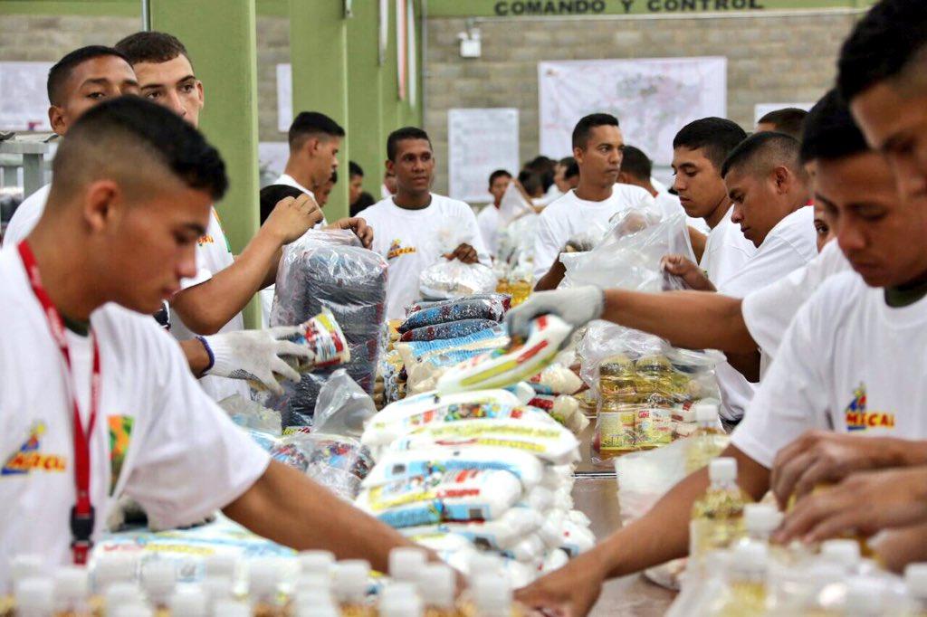 Clap ha atendido a 5.770 familias de parroquia trujillana
