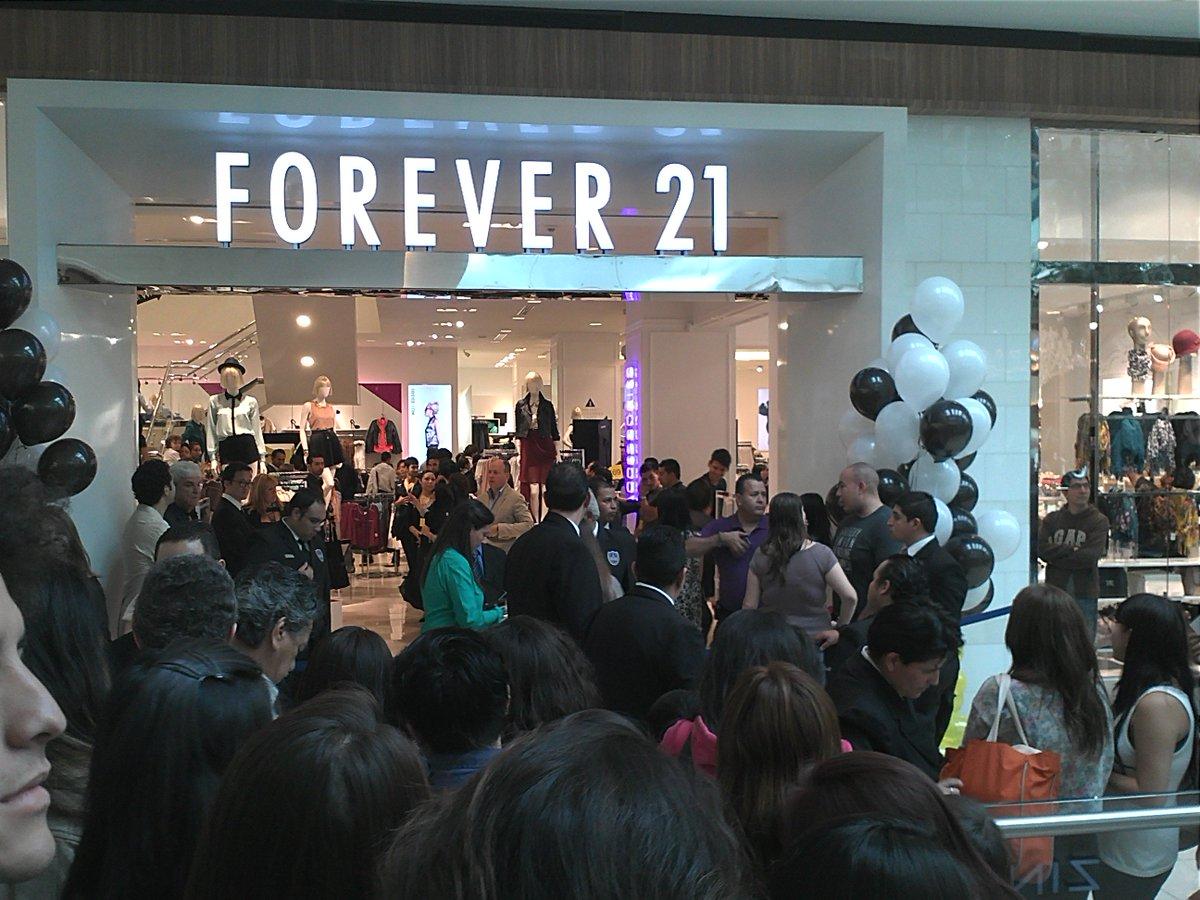 tienda forever 21 mexico