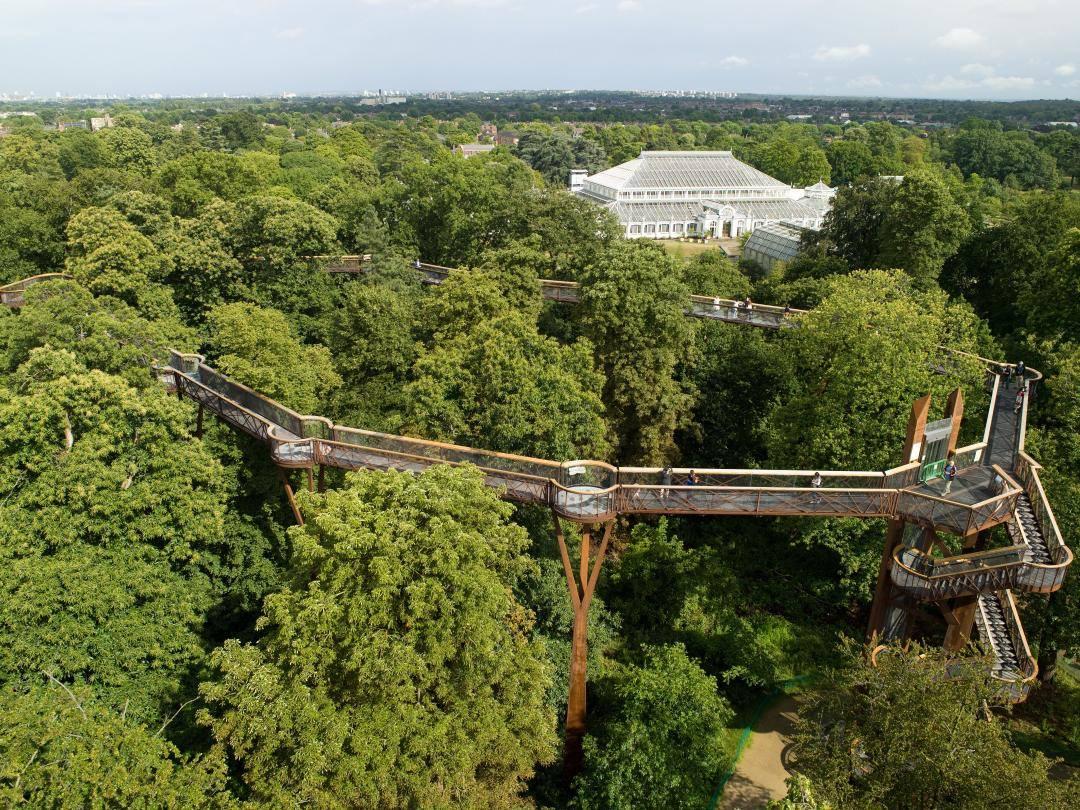 Garden Walk London: Kew Gardens (@kewgardens)