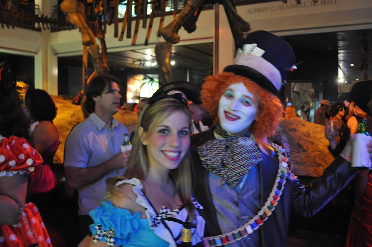 """HMNS ar Twitter: """"HTown's BEST Halloween party is right around the ..."""