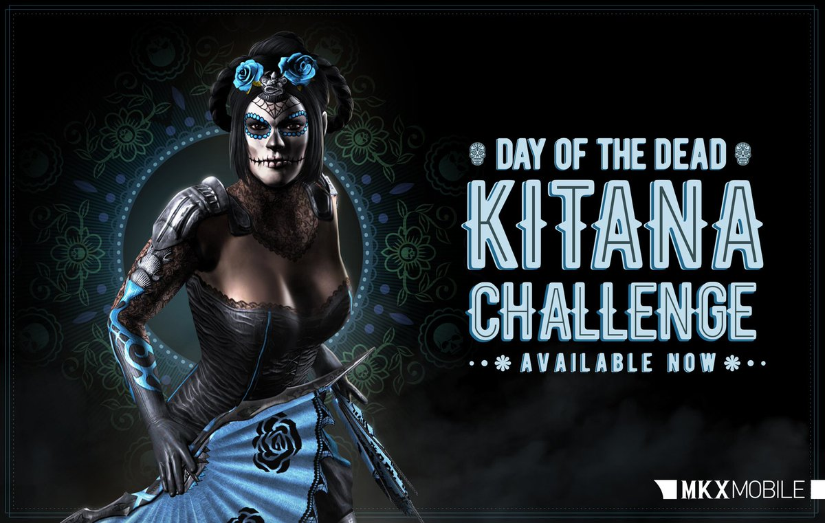 Mortal Kombat 11 Aftermath On Twitter Get Day Of The Dead