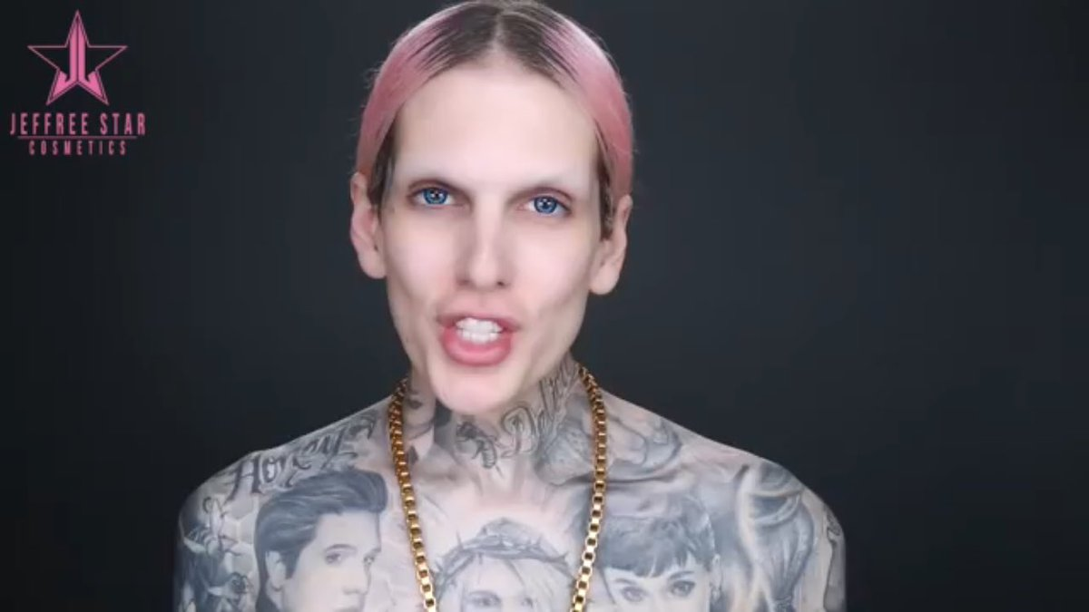 143b5edac766 Jeffree Star Without Makeup Pic Twitter Com Sitel7bv9z 1 00 Pm 20 Oct 2017