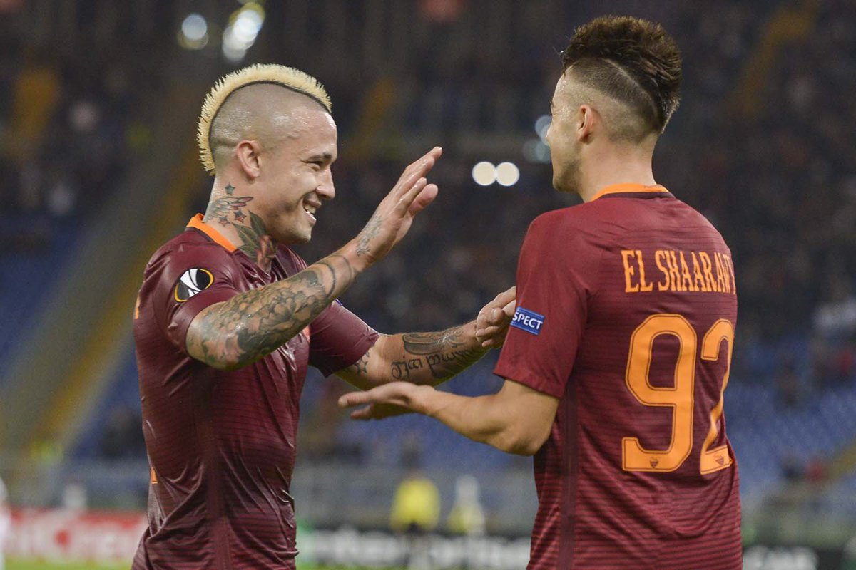 Video: AS Roma vs Austria Wien
