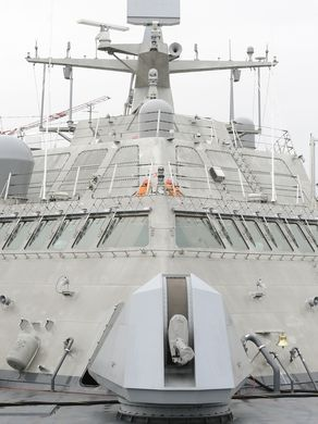 The USSDetroit is in town. If you go plan to visit it, check this out first