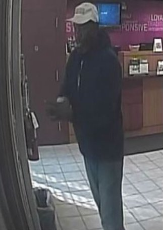 Montgomery County bank robbed 3 minutes after opening