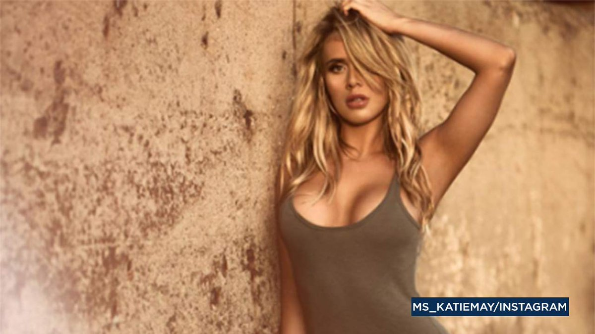 Model Katie May died after chiropractic visit, father says