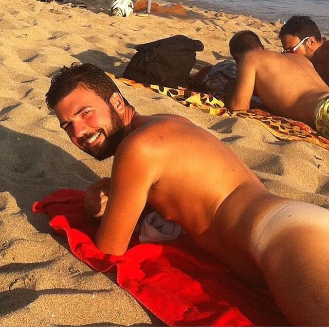 young italian gay club
