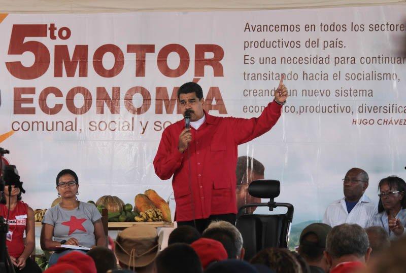 Presidente Maduro llama a reimpulsar misiones para avanzar hacia el socialismo territorial