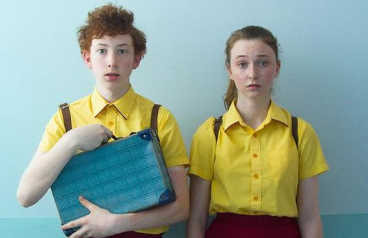 @toomuchTomLong review: Teen angst comedy 'Girl Asleep' gets surreal