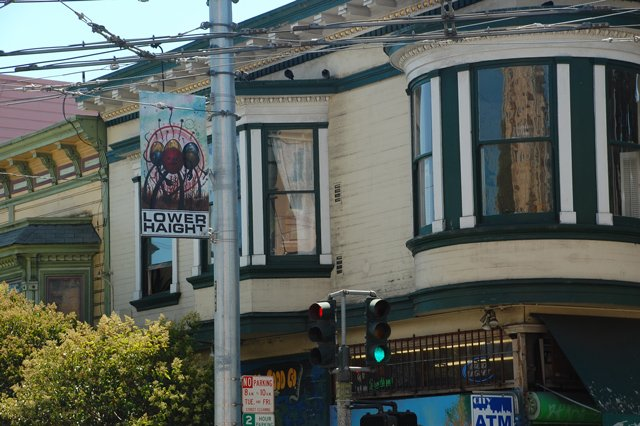 The Lower Haight Sees Gentrification Arrive Slowly, But Surely