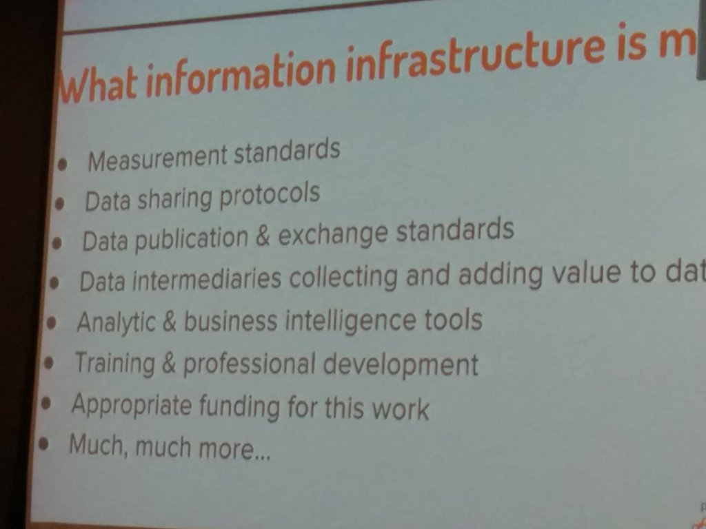 @pwrd_by_data's account of what info infrastructure is missing in #nonprofit sector. https://t.co/zb5AVOOlsA