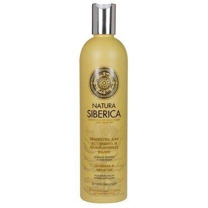 шампунь natura siberica объем и уход для всех типов волос