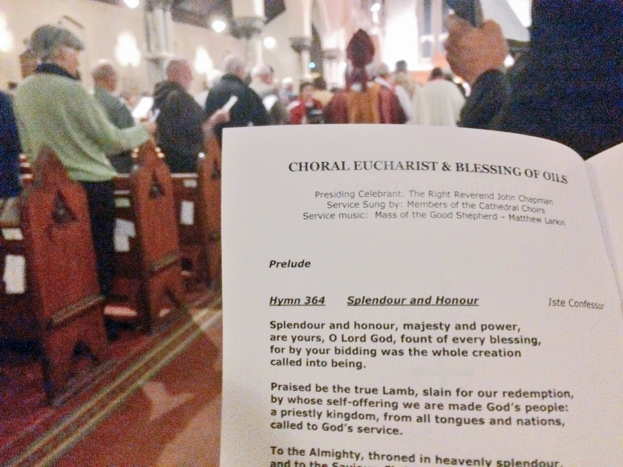 Thumbnail for Diocesan Synod 2016 - Day 1