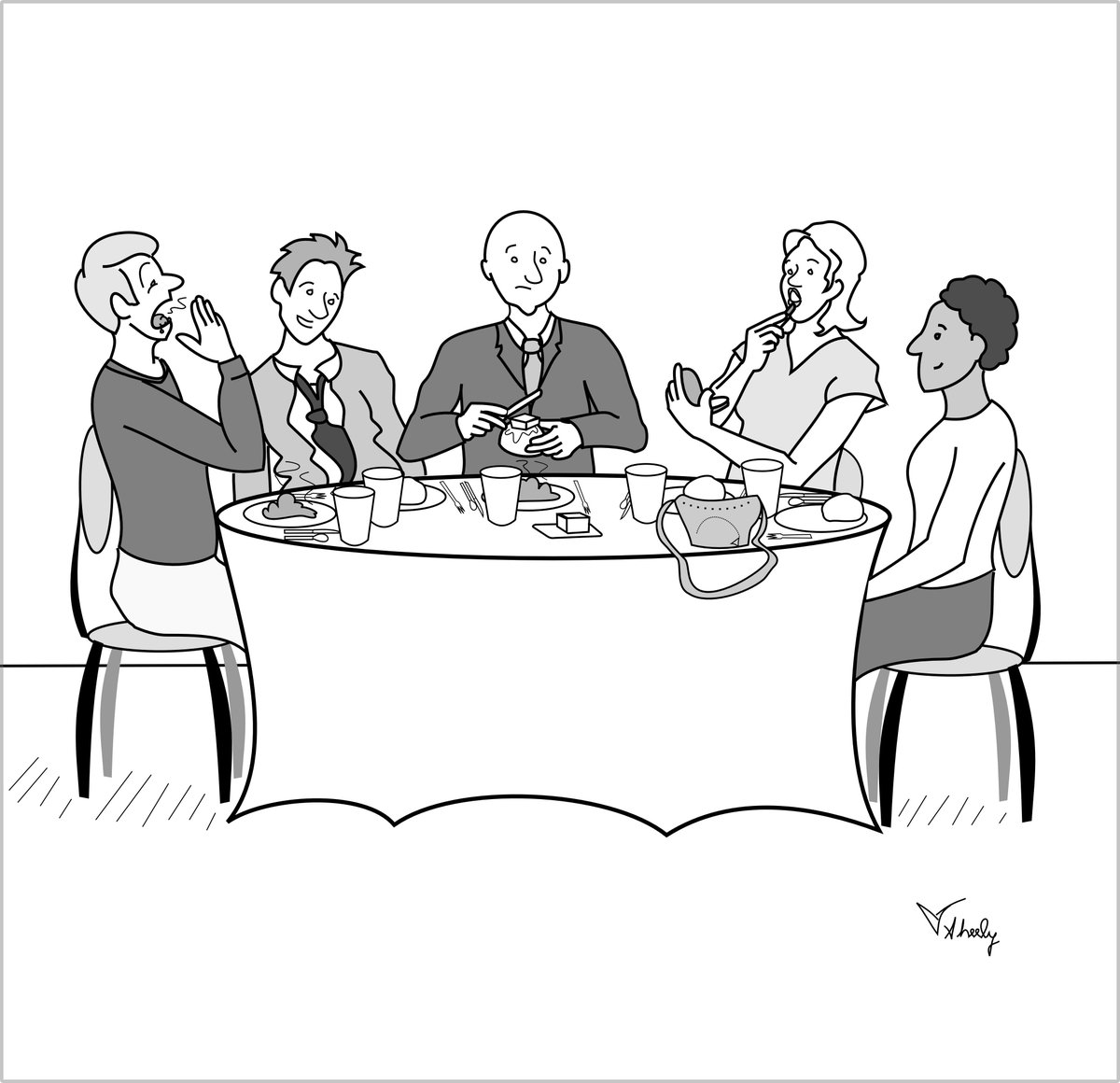How not to be a jerky #dinnerguest: https://t.co/XenZBCUr5O #etiquette #socialskills https://t.co/tHvGujhP2i