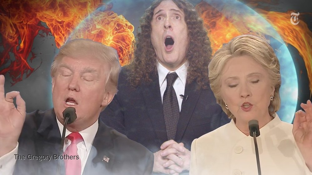 Bad Hombres, Nasty Women: The Presidential Debate in Song https://t.co/OyFbHDJHV1 https://t.co/NIHYegQhxP